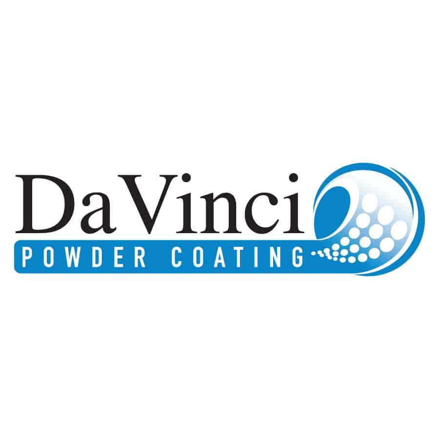 Logo_Design_DaVinci_Powder_Coating
