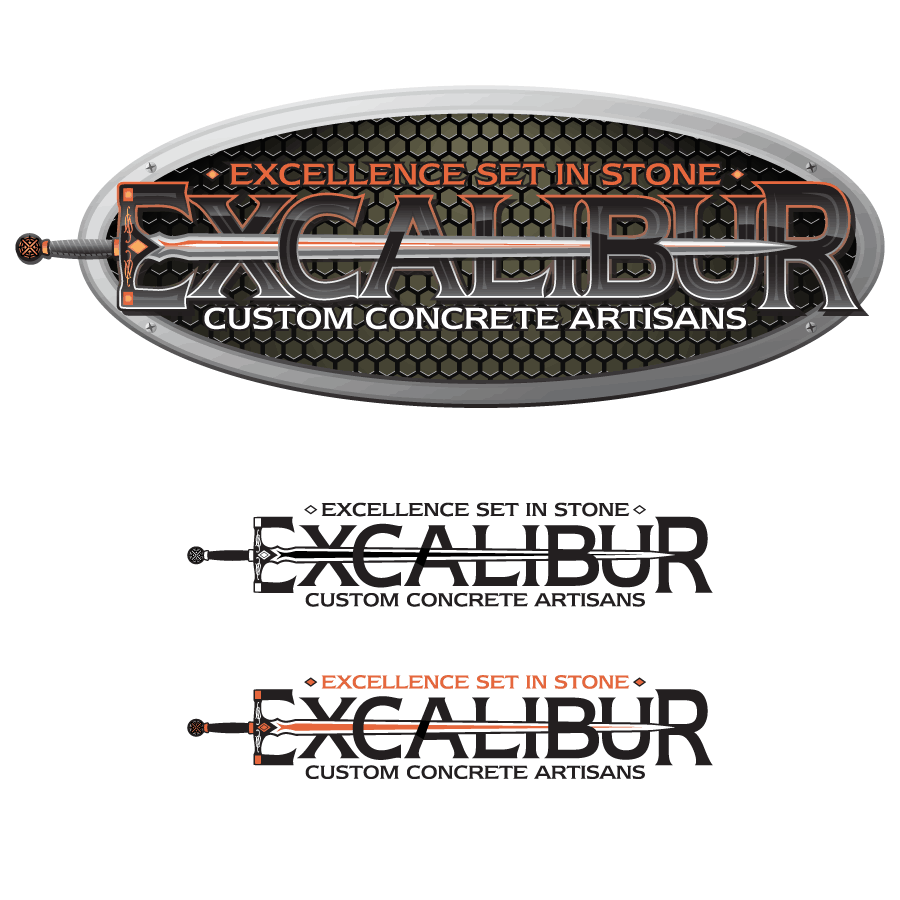 Logo_Design_Excalibur_Concrete