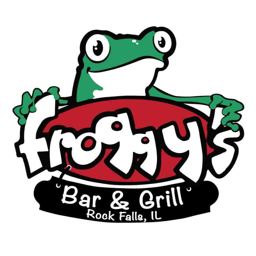 Logo_Design_Froggy_Bar_Grill