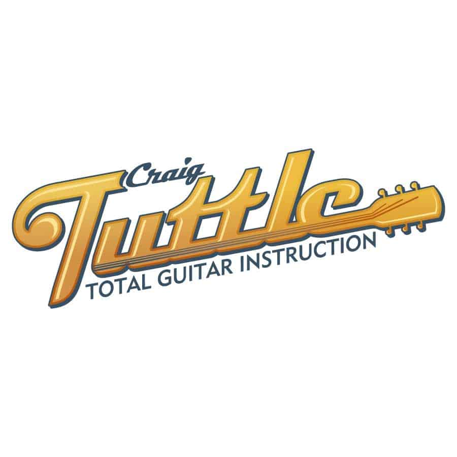 Logo_Design_Tuttle_Guitar_Instruction