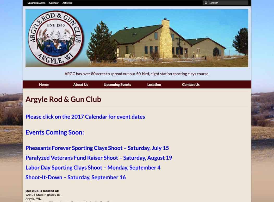 Website_Design_Argyle_Gun_Rods_Club