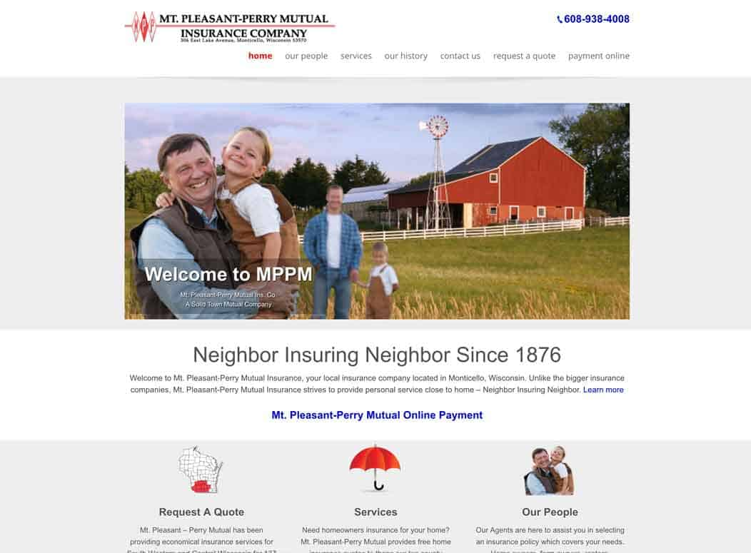 Website_Design_MPPM_Insurance