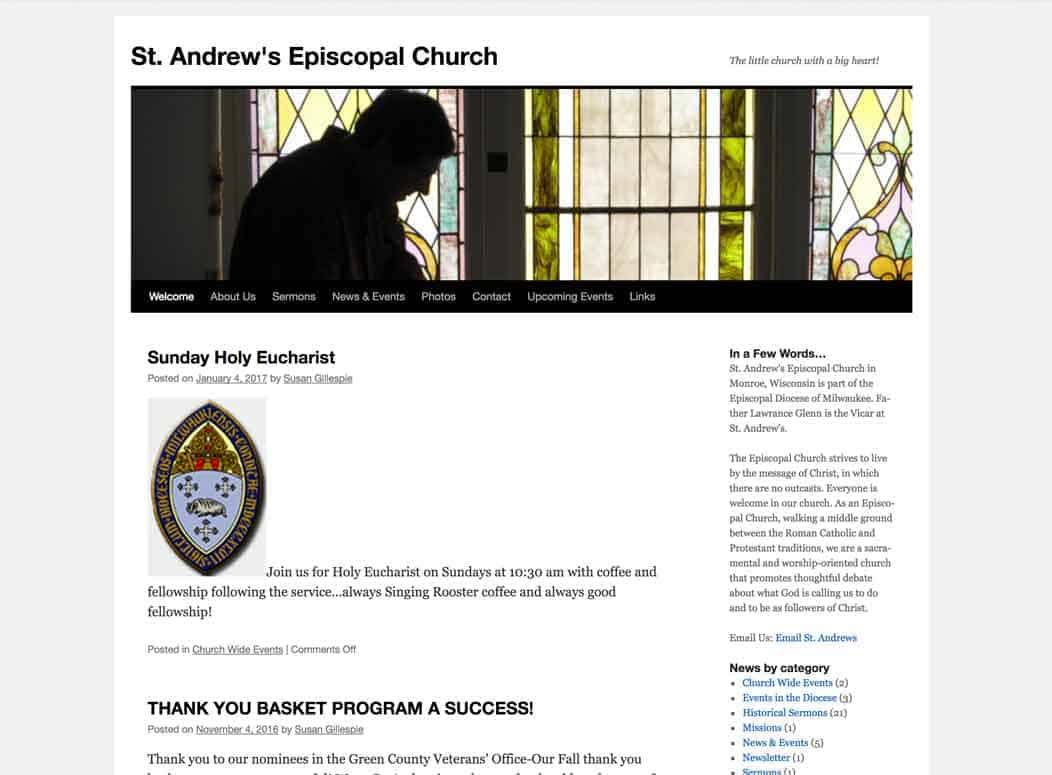 Website_Design_St_Andrews_Church