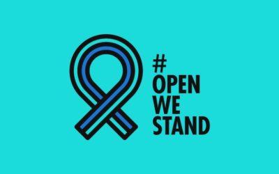 #OpenWeStand